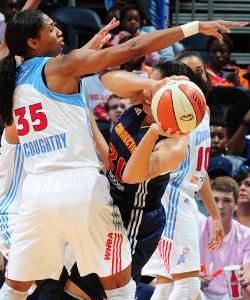 Courtesy WNBA